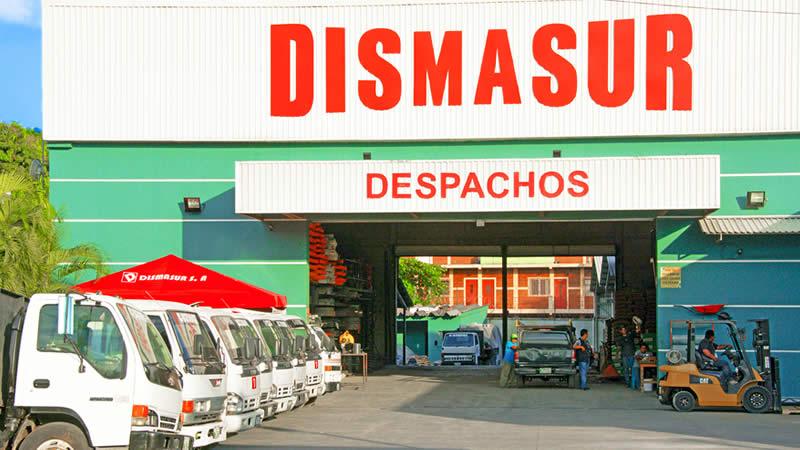 Parqueo Tienda Dismasur Zona 3 Escuintla